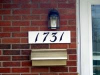 Address Number