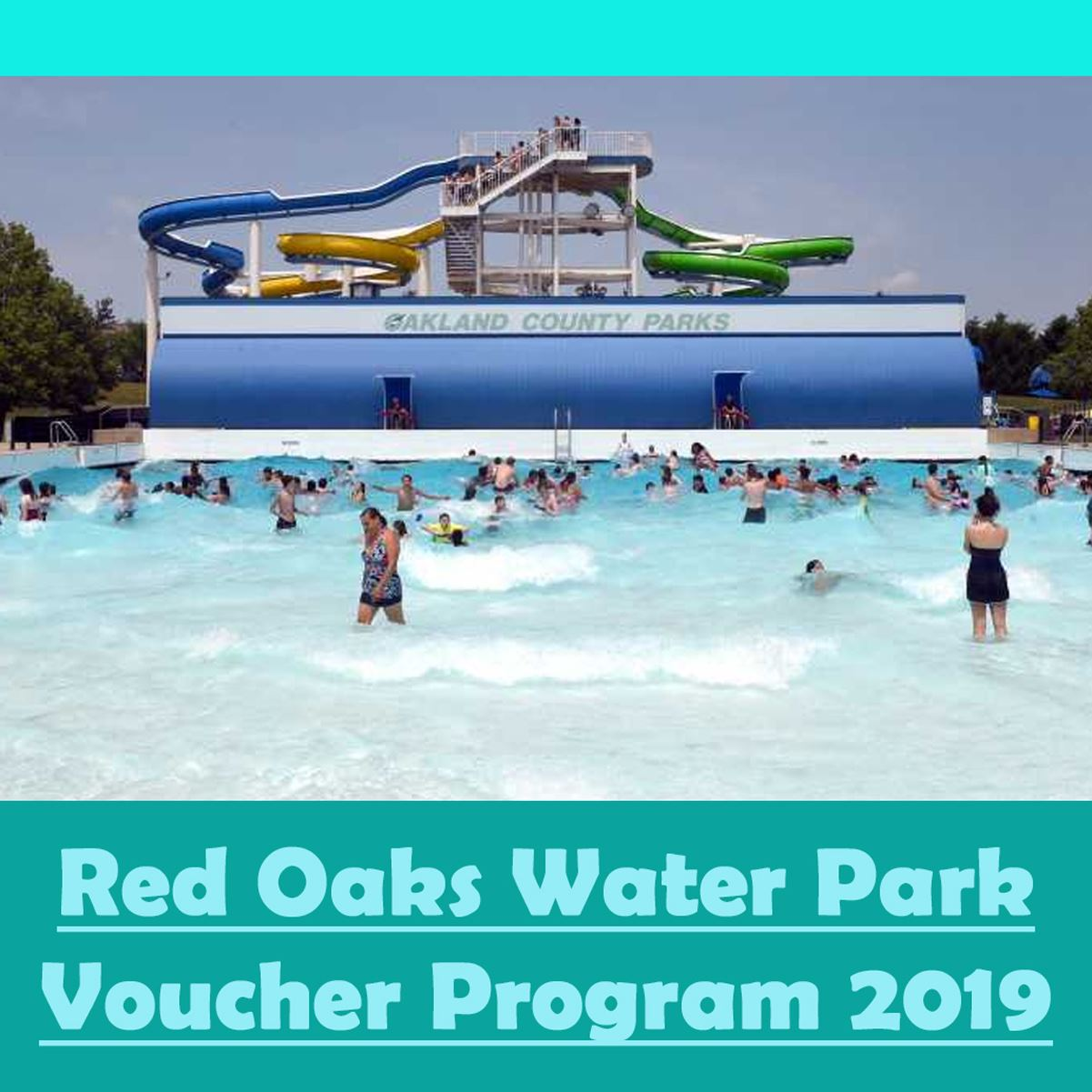 water park voucher cover