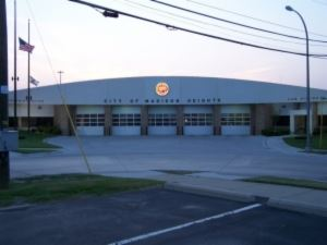 Madison Heights Current Fire Station