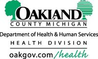 Oakland County Health and Human Services website