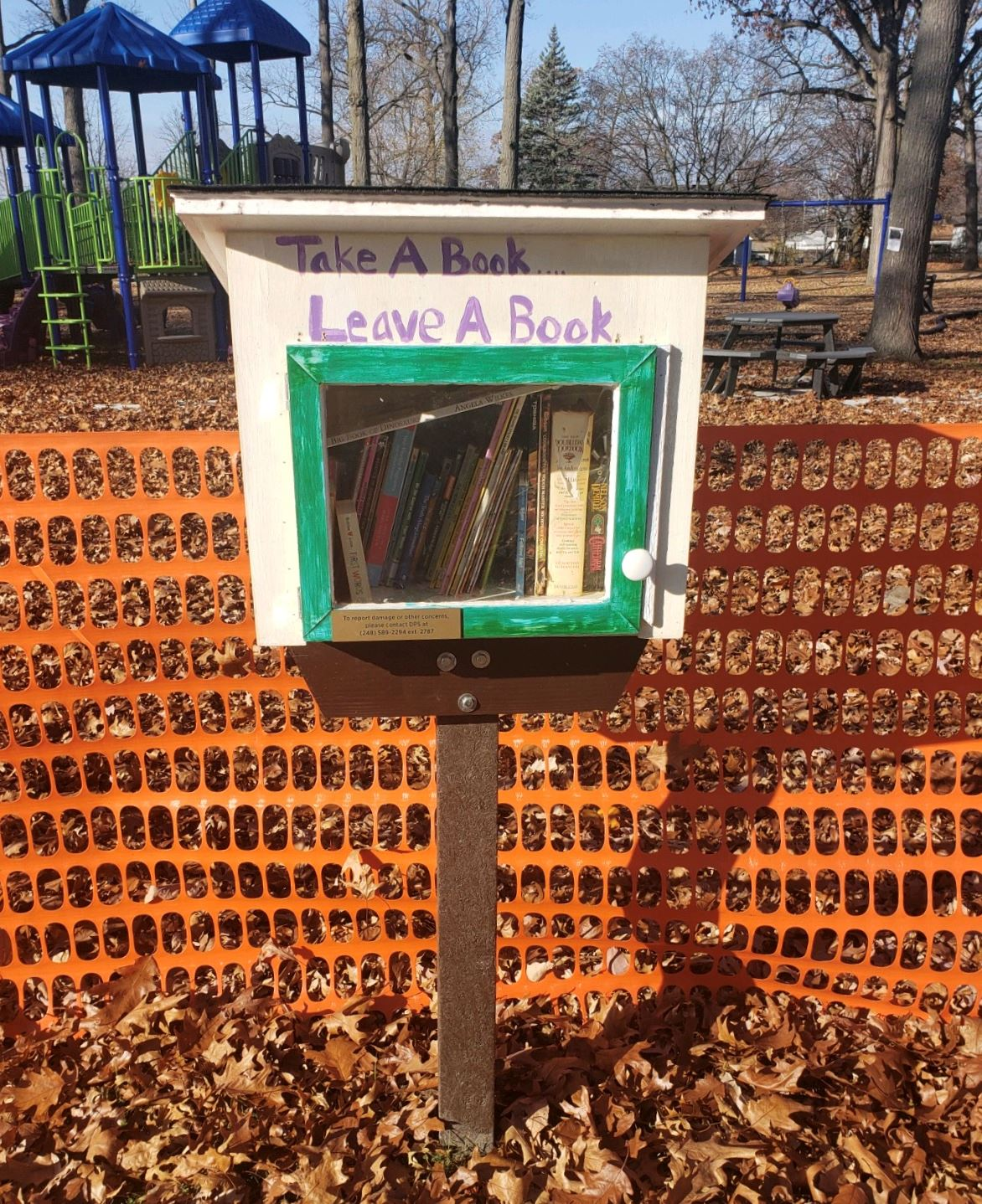 Wildwood Little Free Library